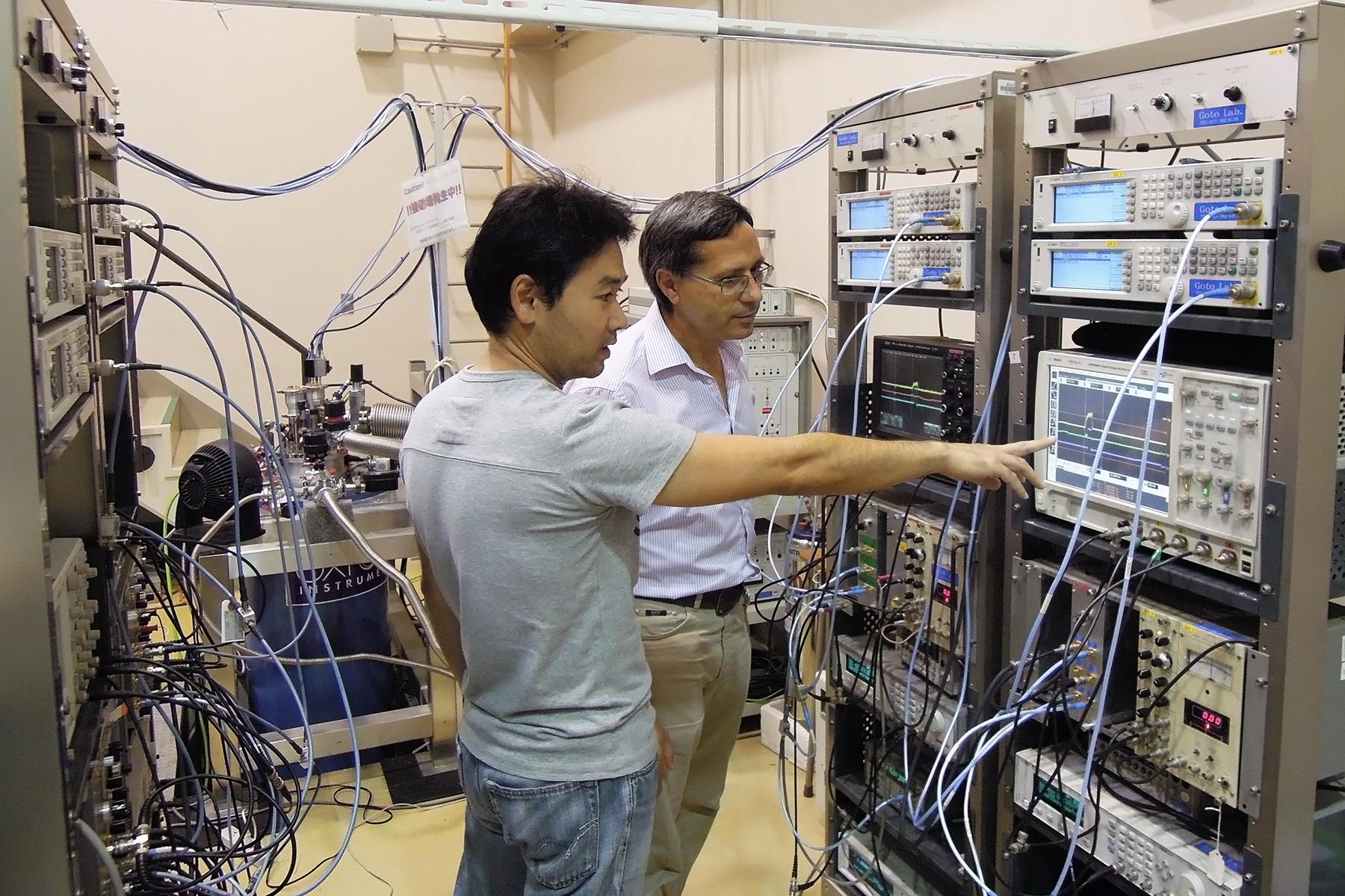 超音波物理の国際研究拠点形成と...